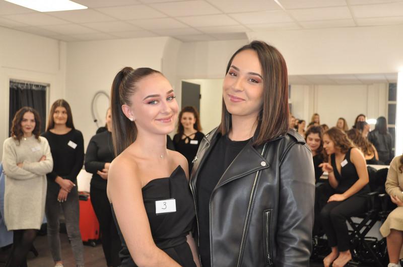 Auriane Hidouche concours Make-Up Noël