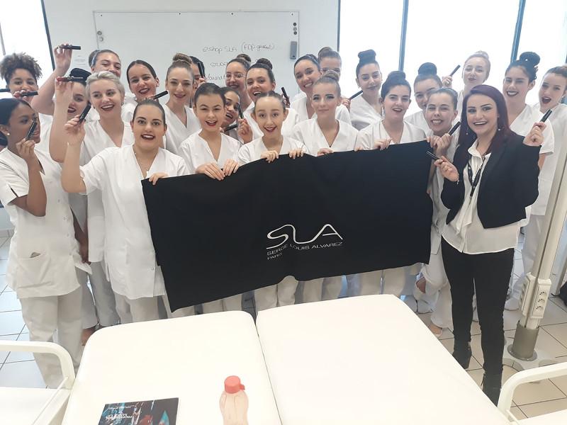 Conférence Sla Cosmetics Aix-les-Bains