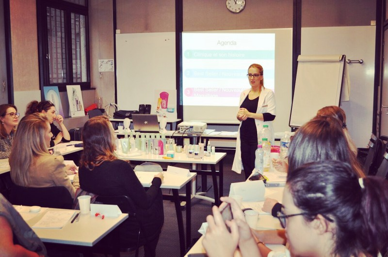Formation Clinique - Bachelor en Maketing Beauté