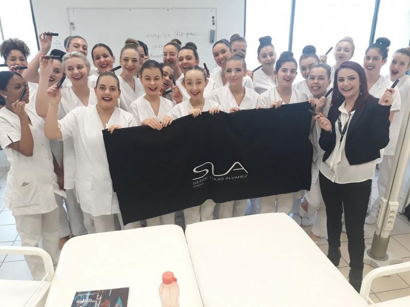 Formation marque Sla Cosmetics