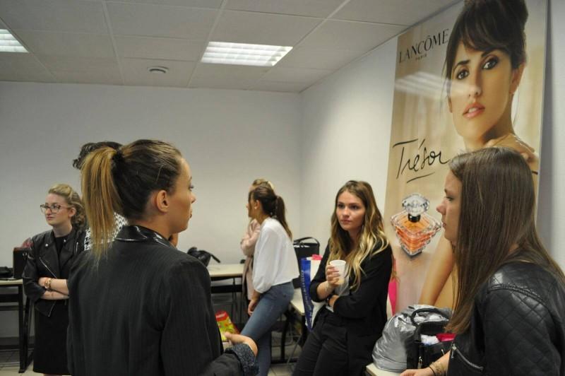 Intégration de nos 1ère année BTS campus Lyon