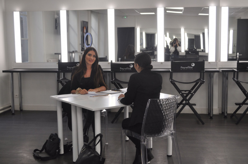Meet Job : recrutement marques Peyrefitte Esthétique Lyon