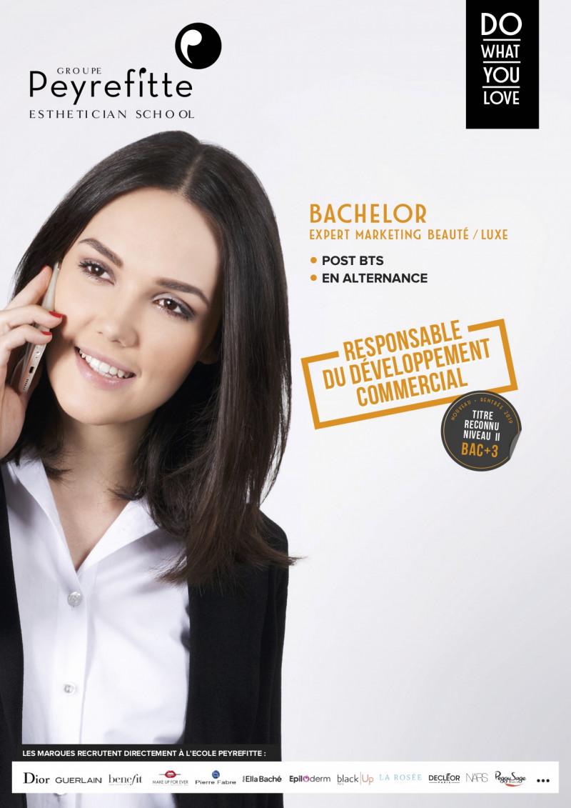 Fiche formation Bachelor Expert Marketing Beauté Luxe