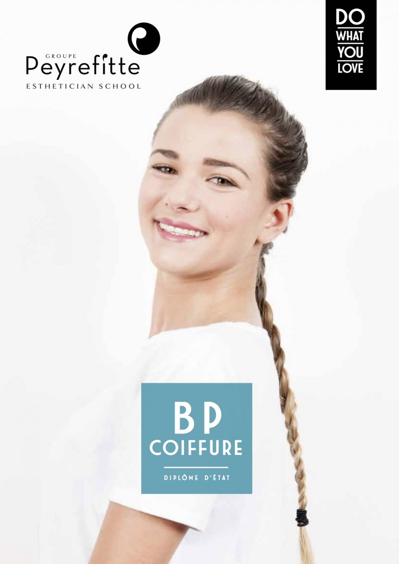 Fiche formation BP Coiffure