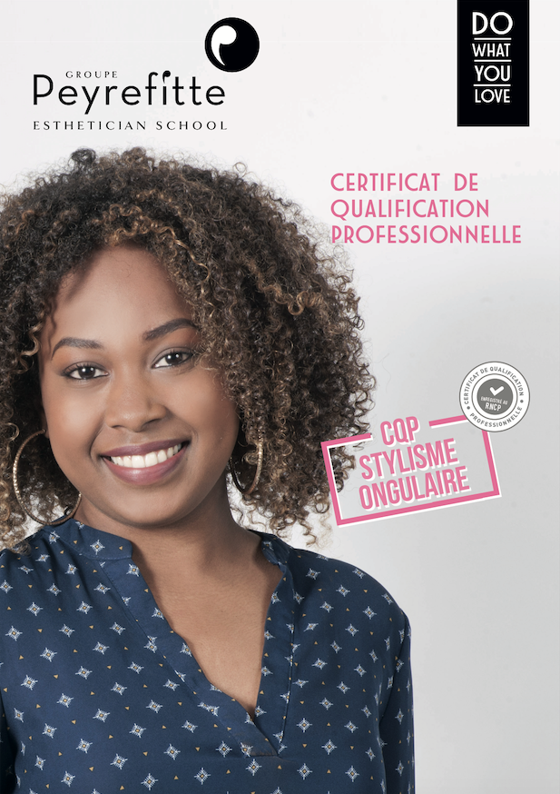 Fiche formation CQP Stylisme Ongulaire